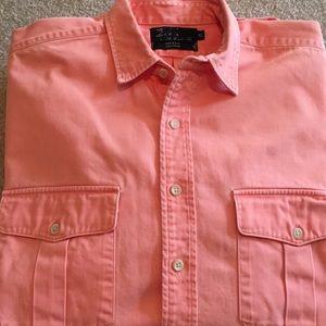 Ralph Lauren Polo Canvas Shirt